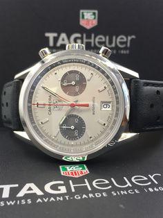 Tag Heuer Carrera Jack Heuer Limited Edition CV2117.FC6182