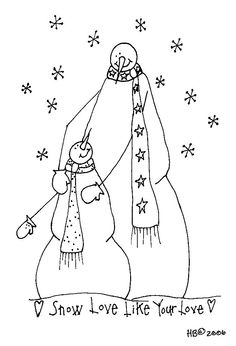 snow love like your love; free; from Jennie Baer. Lots of other freebies, too.