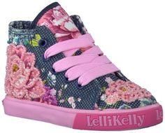 Blauwe Lelli Kelly sneakers ROSE