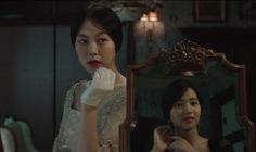 Movie Shots, Movie Tv, Mademoiselle Film, Movies Showing, Movies And Tv Shows, Park Chan Wook, Kim Min Hee, Netflix Dramas, Film Theory