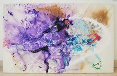 Hiroco Loco Rain in a dream - Galleria d' Arte Livorno - Quadri online