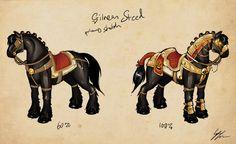 Gilnean Shire by Noxychu.deviantart.com on @DeviantArt