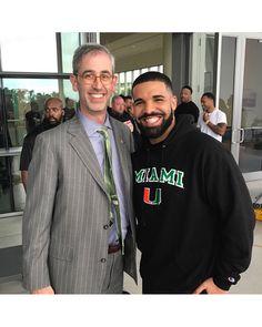 d36ec2426779 Feb 5  Drake shoots  GodsPlan video at Miami Senior High School 🎥  surprises the