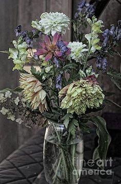 The Beauty of Gathered Flowers Marcia Lee Jones