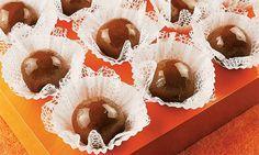 Brigadeiro caramelizado.   17 receitas de brigadeiro que vão fazer você questionar sua existência