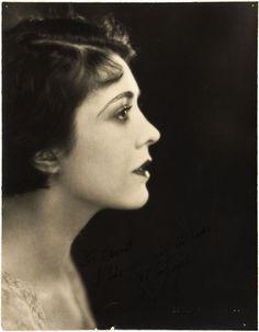 Lila Lee by Edwin Bower Hesser (1920s)