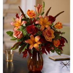 Blooming Grandeur Fresh Flower Arrangement
