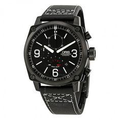 Oris Aviation BC4 Chornograph Men's Watch 674-7633-4794LS