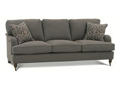 BenchMark MELROSE 3-Cushion Sofa BCHMELROSE002 from Walter E. Smithe Furniture + Design