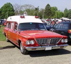 1963 Chrysler New Yorker Ambulance