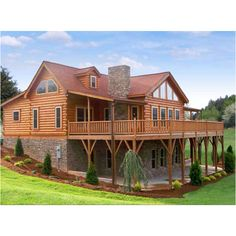 75 Best Log Cabin Homes Plans Design Ideas. Search for your dream log home floor plan with hundreds of free house plans right at your fingertips. Looking for a small log cabin floor plan? Log Cabin Living, Small Log Cabin, Log Cabin Homes, Barn Homes, Log Cabin Floor Plans, Log Home Plans, House Floor Plans, Diy Design, Blue Ridge Log Cabins