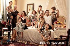 Ode to Sicily - Dolce & Gabbana Spring 2014 Campaign | Italia Living