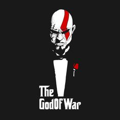 THE GOD OF WAR AND DEATH T-Shirt $9.99 God of War tee at Pop Up Tee!