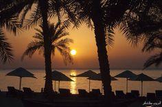 Sun set-six sense resort & spa in Oman
