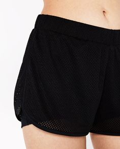 Image 3 of SPORTY SHORTS from Zara