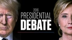 Presidential debate: fact-checkers on Twitter