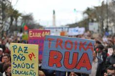 Só um em cada 10 portugueses acha que o memorando deve ser cumprido