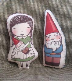 Hug a gnome!
