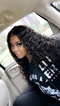 Brazilian Human hair lace front wigs cuticle aligned Virgin Remy Human Hair wigs Lace front Wigs afro Kinky Curly wholesales cheap Source by My Hairstyle, Wig Hairstyles, Hairstyles 2016, Funky Hairstyles, Wavy Weave Hairstyles, Haircuts, Gorgeous Hairstyles, Hairstyle Ideas, Wedding Hairstyles