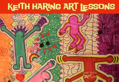 Keith-Haring-Art-Lesson