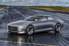 A Closer Look at the Mercedes-Benz's Shape-Shifting IAA Concept Car http://hypebeast.com/hb1o6ax