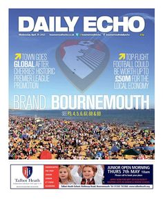 Bournemouth in the P