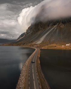 Iceland can do from sunny to stormy as quick as you can click your fingers!