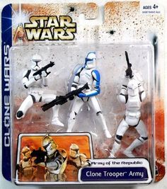 Star Wars: Clone Troopers