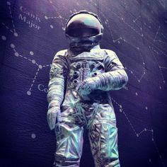 astronaut by Jan Zadora (2013)