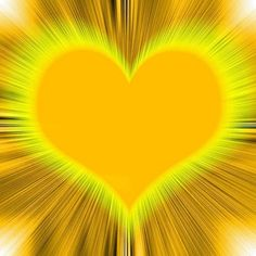 Radiation from the heart...