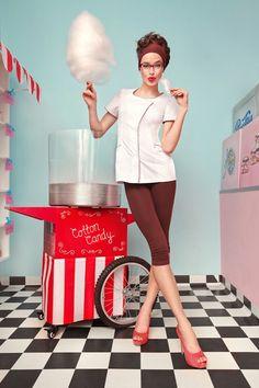 Kolekcja 2013 - Vena Uniformy Ballet Skirt, Skirts, Model, Fashion, Moda, Tutu, Fashion Styles, Skirt