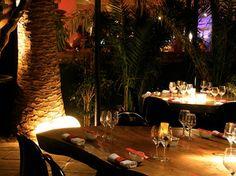 restaurant in ibiza | Pacha Club Restaurant Profile Pacha Club Restaurant Location