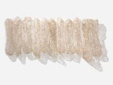 Risultati immagini per kiyomi iwata artist Textile Sculpture, Art Textile, Textile Artists, Textiles, Richard Tuttle, Visual Arts Center, Uncommon Threads, Kinfolk Magazine, Creation Art