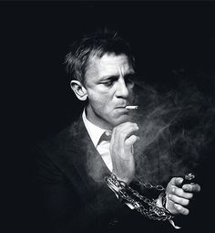 I love and hate how cool smoking looks. I blame James Dean