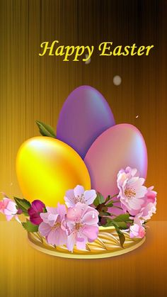 ❤ Happy Easter Wallpaper by - 21 - Free on ZEDGE™ easter images Easter Art, Easter Crafts, Easter Eggs, Happy Easter Wishes, Happy Easter Greetings, Happy Easter Pictures Inspiration, Happy Easter Wallpaper, Easter Verses, Easter Backgrounds