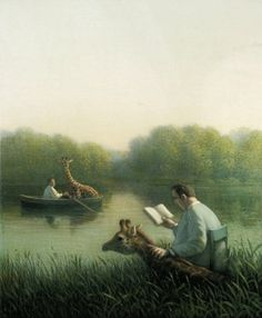 Michael Sowa (born 1945) is a German artist known mainly for his paintings, which are variously whimsical, surreal, or stunning