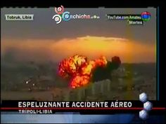 Accidente En Exhibición Aérea En Libia Y Otras Internacionales #Video