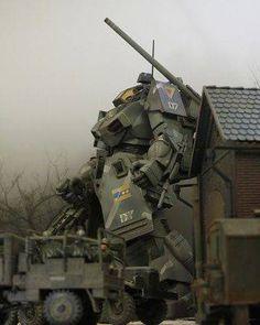 かっこいいロボットの画像貼ってくれ : ロボ魂通信