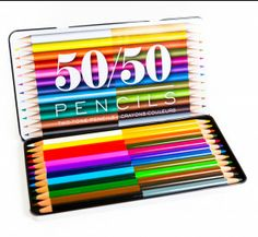 50 Pencils, from www.rigadritto.com