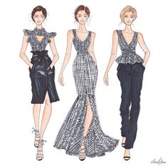 Women S Biggest Fashion Crimes Dress Design Sketches, Fashion Design Sketchbook, Fashion Design Drawings, Fashion Sketches, Fashion Drawing Dresses, Fashion Illustration Dresses, Fashion Dresses, Fashion Illustrations, Fashion Art