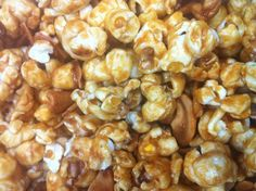 Deliciously Easy Snack Recipe: Peanut Butter Caramel Turtle Popcorn