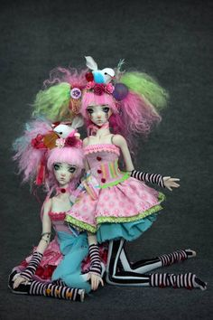 BJD - Art doll by Forgotten Hearts