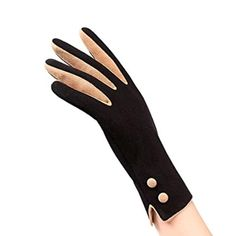 suede riding gloves