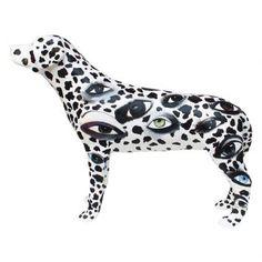 Escultura vira-lata por leda maria - Westwing.com.br - Tudo para uma casa com estilo