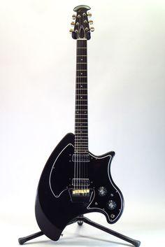 """黒系/三木楽器/アメリカ村店 エレクトリックギター専門メガストア!/Ovation""""#1251 Breadwinner Textured Black""""美しく洗練されたデザインは時を経ても色あせません"""