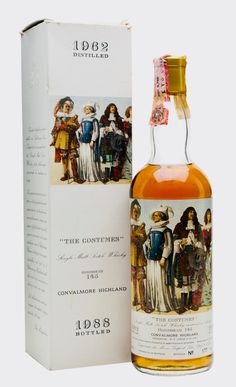 CONVALMORE 1962 The Costumes Moon Import, Speyside