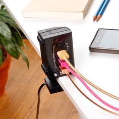 USB Hubs - quick access to ports and a tidy desk