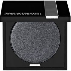 MAKE UP FOR EVER Eyeshadow (68 BRL) ❤ liked on Polyvore featuring beauty products, makeup, eye makeup, eyeshadow, beauty, eye shadow, grey and make up for ever