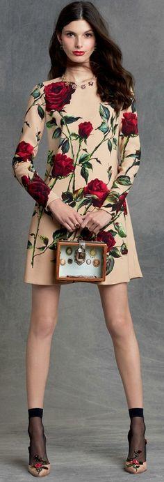 Dolce & Gabbana Fall '15-'16 Collection.