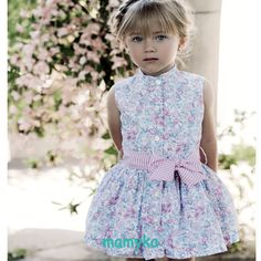 702c188678e7 Tienda online ropa de bebe, infantil para niña y niño. FloraisCriançasRoupasRoupas  FormaisCamisa VestidoVestidos ...